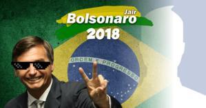 Montagem de Foto com Jair Bolsonaro. Faça a sua, e mostre seu apoio!