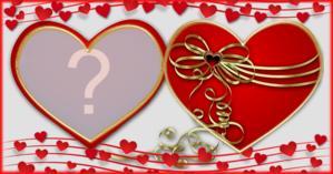 Qual Foto do Albúm você colocaria nesta Moldura com coração?