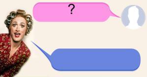 Como foi sua conversa com a Dona Hermínia? Faça o teste e descubra!