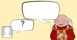 Que conselho o mestre dos magos tem para você?