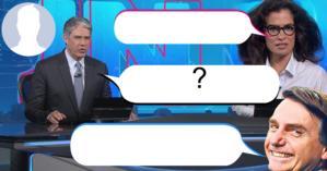 O que o Bolsonaro disse de você no Jornal Nacional? Faça o teste e descubra!
