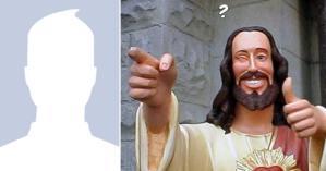 Como é a sua frase... Jesus ta vendo...