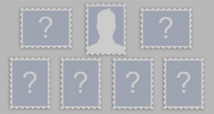 Who's in your stamp album?