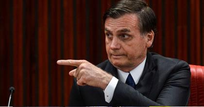 Qual ministério Bolsonaro lhe ofereceu?