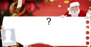Encontramos seu bilhete para o Papai Noel. Veja o que esta escrito nele!