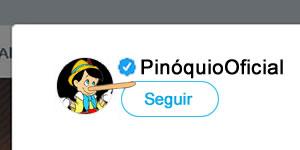 Que mentira o Pinóquio está espalhando sobre você?
