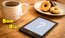 Linda Moldura de Bom Dia com Xícara de Chá. Adicione sua Foto!