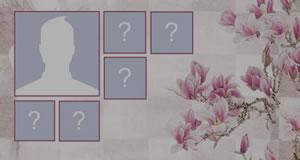 Mini mosaico com Flores - Qual o Seu?