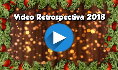Vídeo Retrospectiva 2018. Como é a sua?