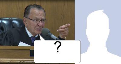 Que sentença o juiz Frank te deu?