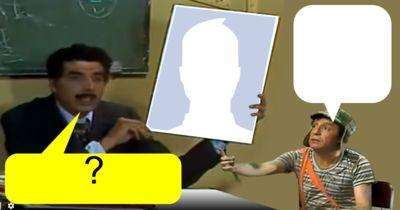 O que o Chaves desenhou sobre você? Veja aqui!