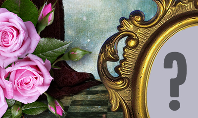 Beautiful old style frame. Add Your Photo!