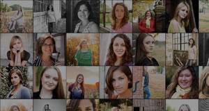 Montagem com suas 20 fotos mais populares! Faça a sua!