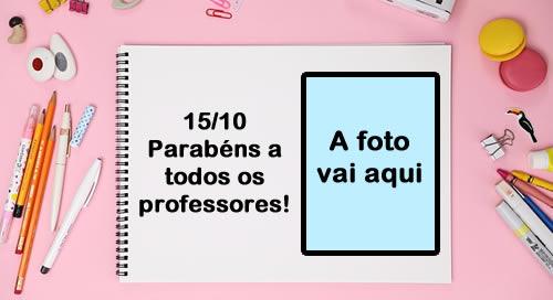 Molduras Dia Dos Professores