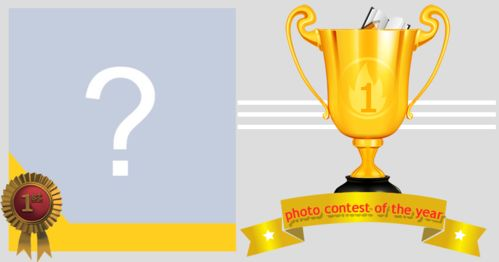 Which photo of yours deserves the photo trophy of the year?