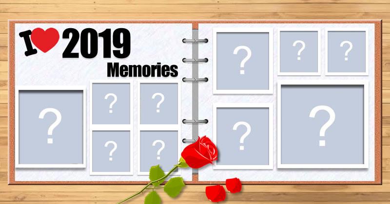 Check out your 2019 Souvenir album!