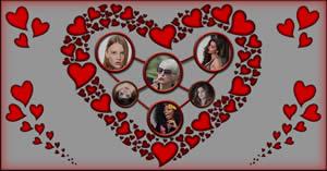 Was sind 5 Freunde, die Teil Ihres Herzens sind?