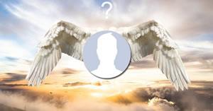 Como será seu nome de anjo no céu?