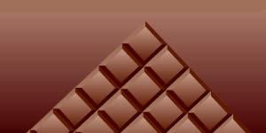 Quem te ama mais que chocolate?
