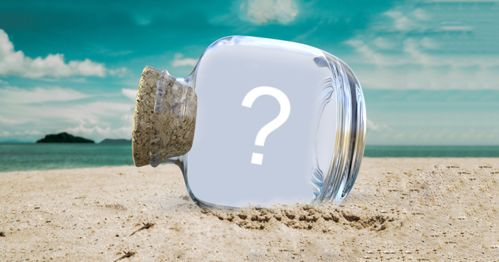 Add your photo to this bottle in the ocean!