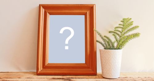 Add your photo to this beautiful wooden frame!