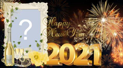 Fericit cadru 2021!
