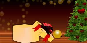 Quem merece este Lindo Cartão de Natal? Crie o Seu!