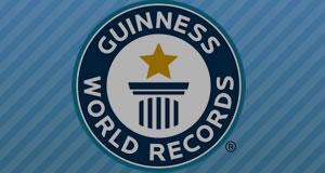 Como seria seu certificado do Guinness Book?