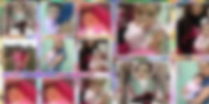 Mosaico com 30 fotos do Facebook