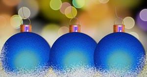 Montagem de Feliz Natal com 4 fotos!