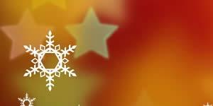 Crie o seu cartão de Natal, desejando um Feliz natal a seus amigos!