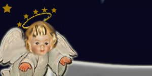 Quais dos seus amigos estão sendo protegidos pelos anjos?