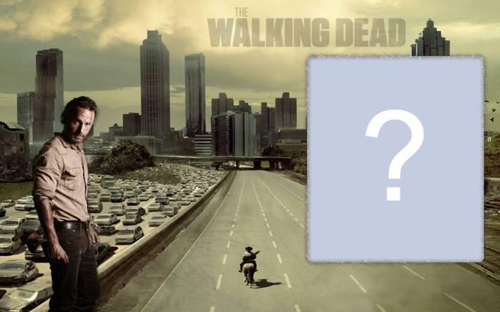 Photo Frame The Walking Dead