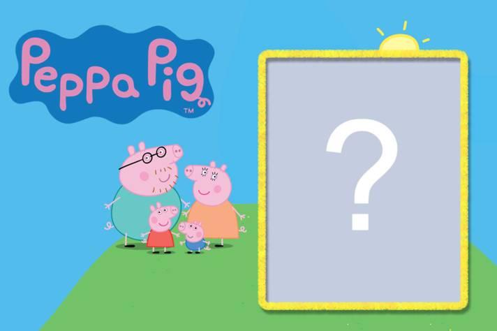 Peppa Pig Photo Frame