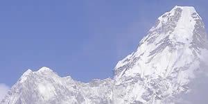 Quem escalaria o Monte Everest com você?