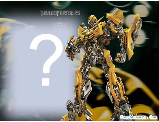 Moldura Transformers 2