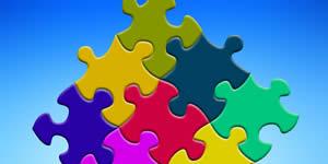 Puzzle fatto di 7 amici! Crea il tuo!