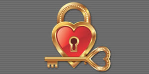 Who has the key your heart?