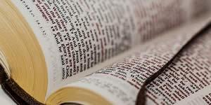 Qual livro da Bíblia inspira a sua vida?