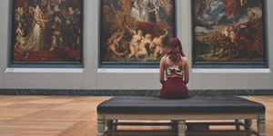 Which of your photos will be exhibited in a museum as art?